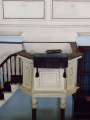Kershaw_Rochdale_Hope_chapel (32) interieur preekstoel