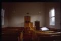 Chapel Ashwell Zoar - 14 Gardiners lane 3 - SG7 5LZ - interieur kansel