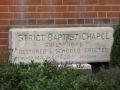 Chapel Bexley - Bourne road 3 - DA5 1LQ - muursteen