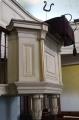 Chapel Rochdale Hope Chapel 3 -Hope street - OL12 0PJ preekstoel