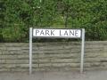 Warburton Stand Park Lane
