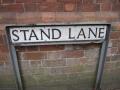 Warburton Stand Stand Lane