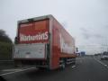 Warburton Z Warburtons vrachtwagen